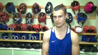 Награда Первенства России по боксу