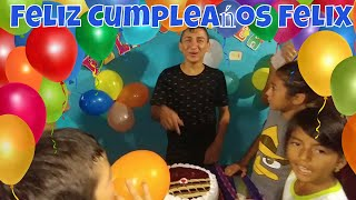 Feliz cumpleaños Felix Adolfo de Parte de todo El Salvador 4K. La Maltead para Nano. thumbnail