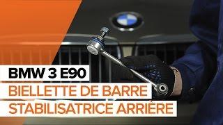 Démontage Biellette de suspension BMW - vidéo tutoriel