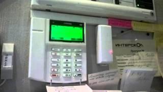 ОПС Стрелец(Охранно-пожарная сигнализация установленная мною на объекте.Оповещение о пожаре,работа системы в действии., 2013-06-13T15:35:01.000Z)