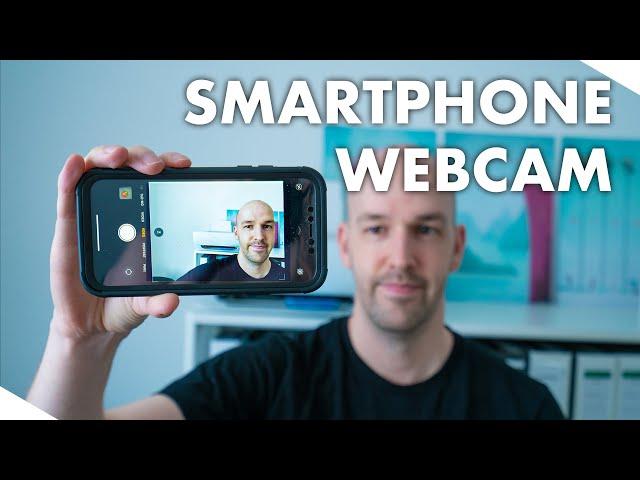 Smartphone als Webcam nutzen Tutorial