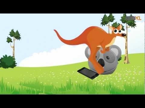 BasicXL Portable Koala Speaker BXL-AS10