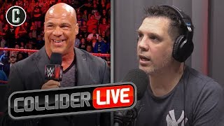 Kurt Angle Talks About the Difference in Promos From the Attitude Era to Now