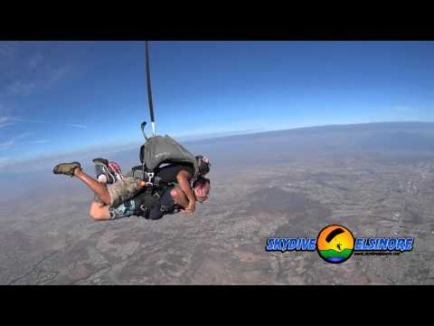 Marco Campos   Tandem Skydiving at Skydive Elsinore