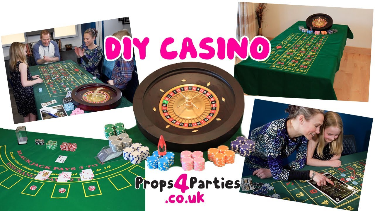 Home Casino Party