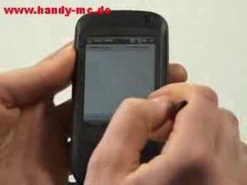 HTC Touch Dual Bedienung