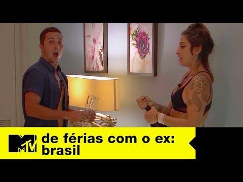 Tati escolhe Novinho para suíte master   De Férias Com O Ex Brasil Ep. 11 thumbnail