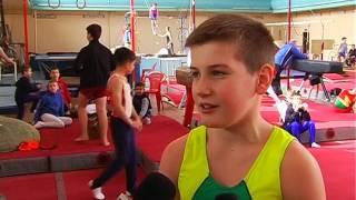 Открытое первенство Луганского ВУФК по спортивной гимнастике среди юношей 23 03 16