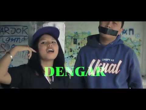 Rapper Malaysia Keren Rapp 'Tutup Mulut'
