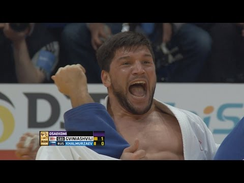 Judo Highlights - Dusseldorf Grand Prix 2017