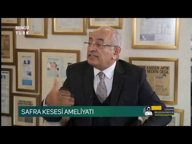 Safra Kesesi Hastalıkları Nelerdir? Prof. Dr. Hasan Taşçı bilgilendiriyor...