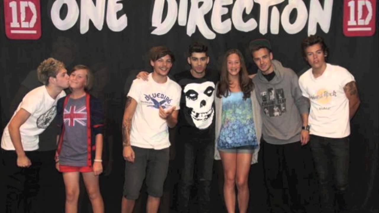 One direction meet greet l los angeles 080813 youtube kristyandbryce Gallery