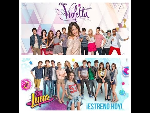 Violetta vs Soy Luna