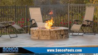 Hardscape Projects Sonco Pools and Spas