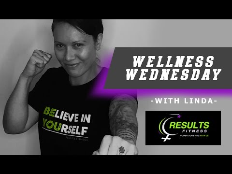 Results Fitness NZ - Wellness Wednesday with Linda