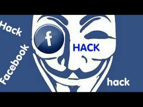 Message Anonymous au logiciel de hack Facebook.