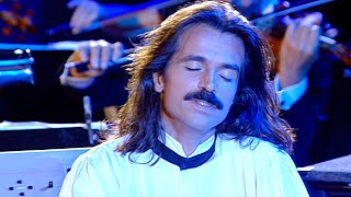 """Yanni - """"Aria"""" Ode to Humanity… Live At The Acropolis, 25th Anniversary! 1080p Digitally Remastered YouTube Videos"""