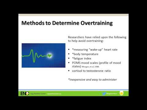 Industry Presented Webinar: Optimal Recovery Practical Recommendations for the Recreational Athlete