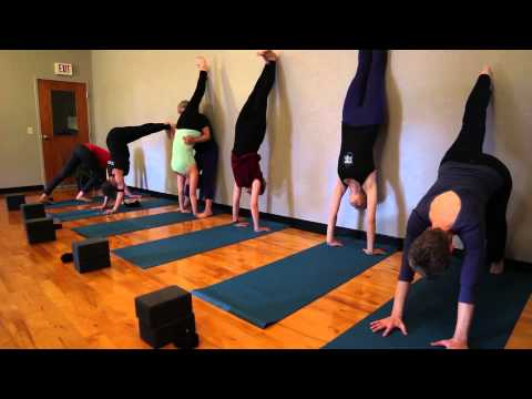 Hatha Yoga with Marcia Miller of Yoga on High