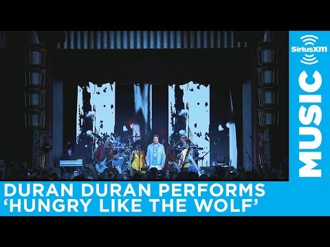 Duran Duran performs their classic 'Hungry Like The Wolf' at Faena Theater in Miami Beach