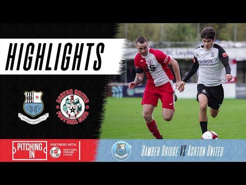 Bamber Bridge Ashton Utd Goals And Highlights