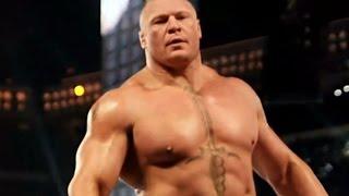 Brock Lesnar Steroids Update