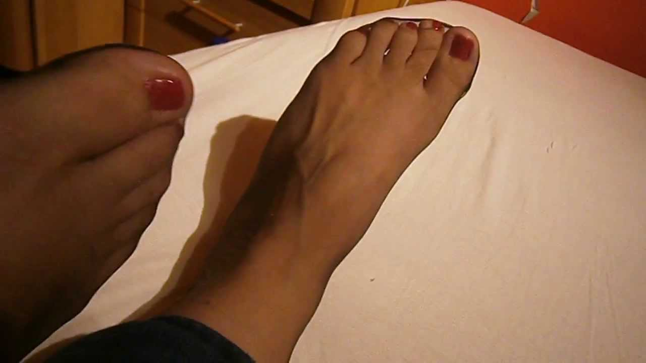 Cum on Stocking Feet - Free Porn Videos - YouPorn