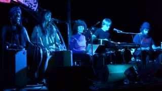 Linda Perhacs. Chimacum Rain  Live at Nacarubi Music Festival