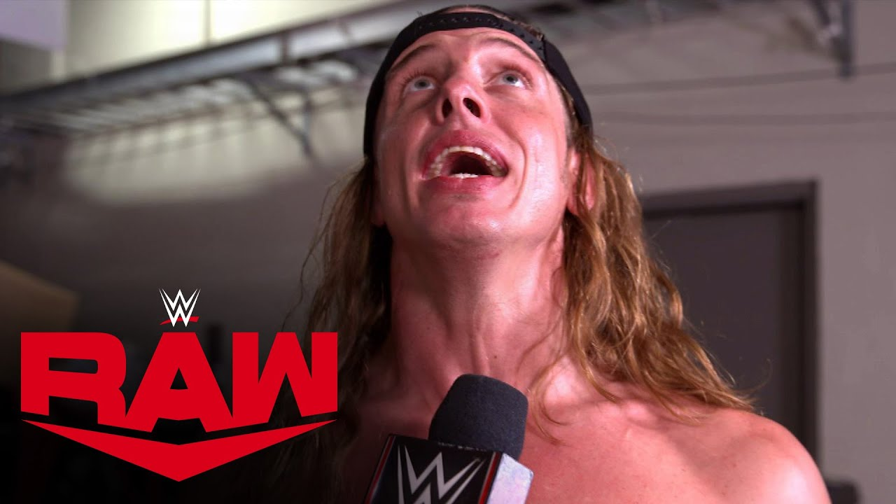 Riddle Reacts To Randy Orton Using His Bro Derek Finisher