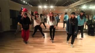 winners dance school student exo 으르렁 growl m v