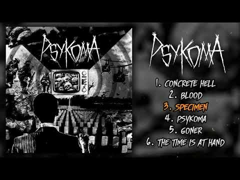 Psykoma - s/t FULL EP (2020 - Grindcore / Death Metal)