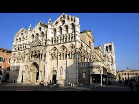 """FERRARA (ITALIA) ULTRA HD (4K) """"WORLD HERITAGE LIST"""""""