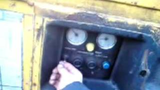 atlas copco compressor cold start after 4 mounth