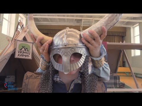 "Mobile living history museum ""The Viking Age"""