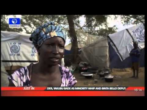 Network Africa: Displaced S.Sudan Children Reunited With Families -- 28/07/15