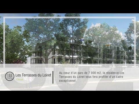 Les Terrasses du Loiret à Olivet