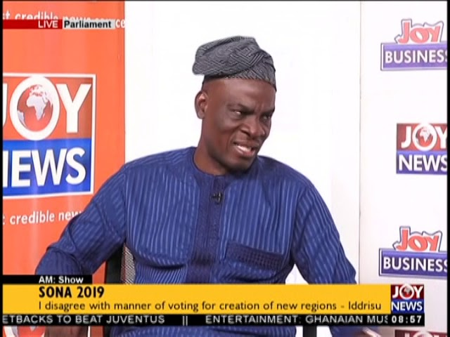 #SONA2019 - AM Show on JoyNews (21-2-19)