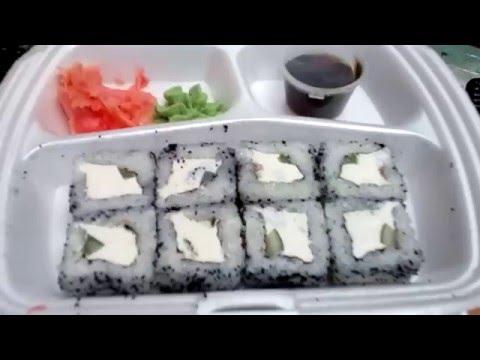 "Видеообзор роллов из доставки ""Император"" (Video Review Of The Delivery Rolls)"