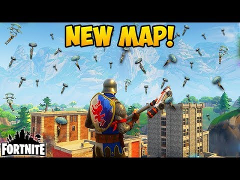 99 PLAYERS LAND TILTED TOWERS! -  Fortnite...