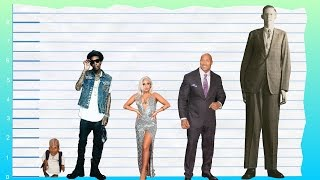 How Tall Is Wiz Khalifa? - Height Comparison!