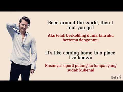 Paint My Love - Michael Learn To Rock (Lyrics video dan terjemahan)