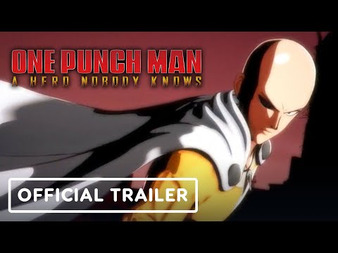 One Punch Man: A Hero Nobody Knows - Official Launch Trailer
