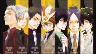 Katekyo Hitman Reborn! Opening 3- Dive to World