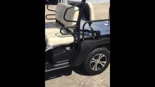 extreme motor sales hjs 200 golf cart utility vehicle