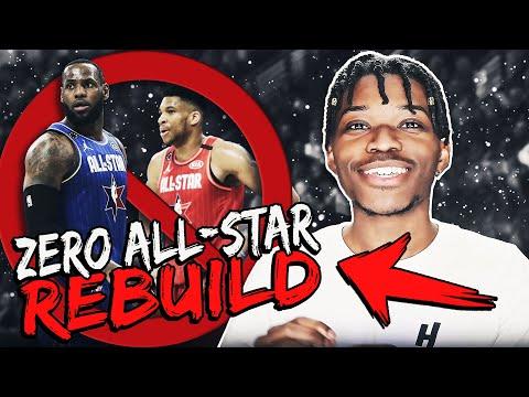 NO ALL STARS REBUILDING CHALLENGE IN NBA 2K20