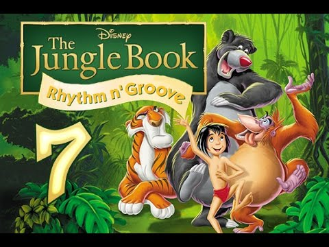 The Jungle Book: Rhythm N' Groove (PS2, PSX) Walkthrough ...