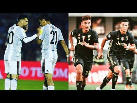 12 Pemain Yang Pernah Satu Team Dengan Ronaldo & Messi