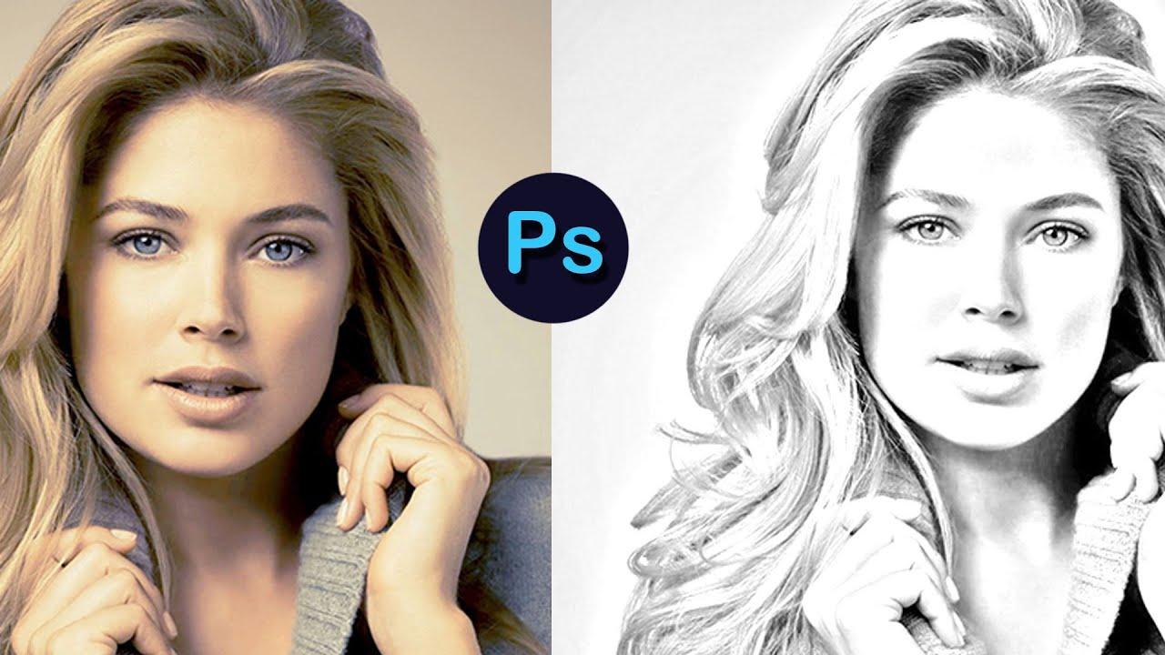 Efeito de desenho nas fotos 19