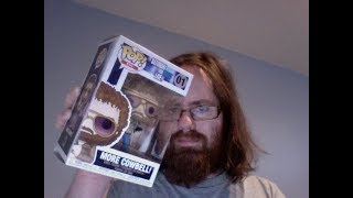 SNL More CowBell! Funko Pop unboxing