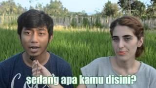 Sprich Indonesisch mit mir 1 / speak indonesian! Introduction - Vorstellung 2017 Video